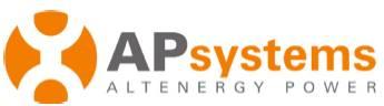 APsystems Microinversor Monofásico YC600i