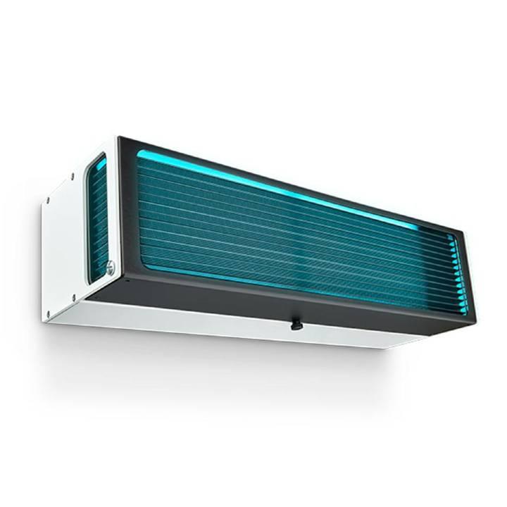 Desinfeção ar superior UV-C para aplicação em parede   Philips