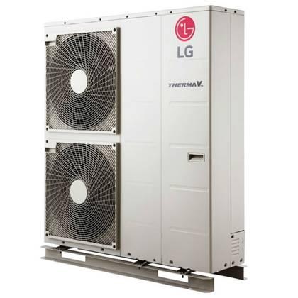 Bombas de Calor LG Therma V R32 Monobloco