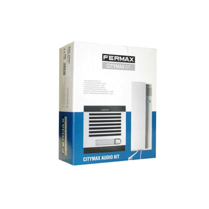 Fermax Kit Porteiro Citymax 4+N 1/INQ - 6201