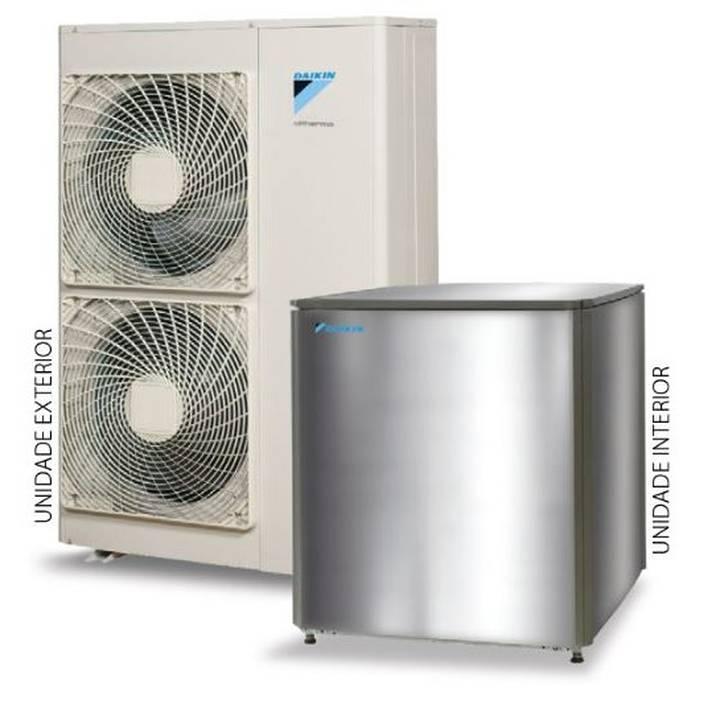 Daikin Altherma R HT de Alta Temperatura