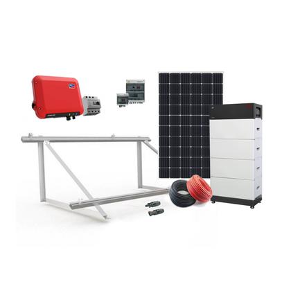 Kits Fotovoltaicos - Monofásicos com bateria
