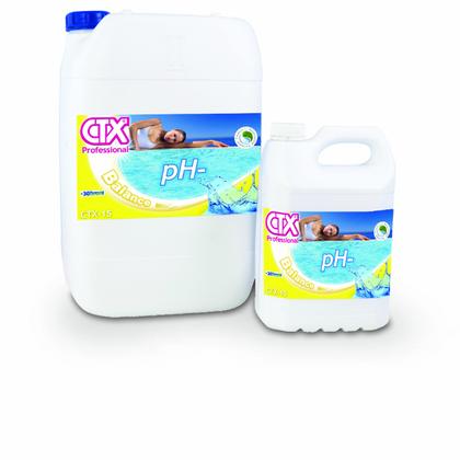 CTX-15 Minus Minorador de pH Líquido