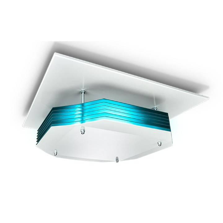 Desinfeção ar superior UV-C para aplicação em teto   Philips