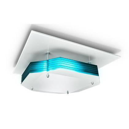 Desinfeção ar superior UV-C para aplicação em teto | Philips