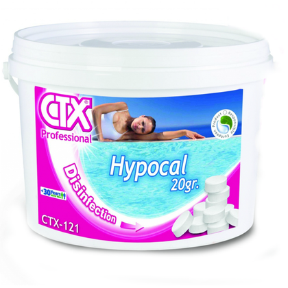 CTX-121 - Pastilhas de Hipóclorito
